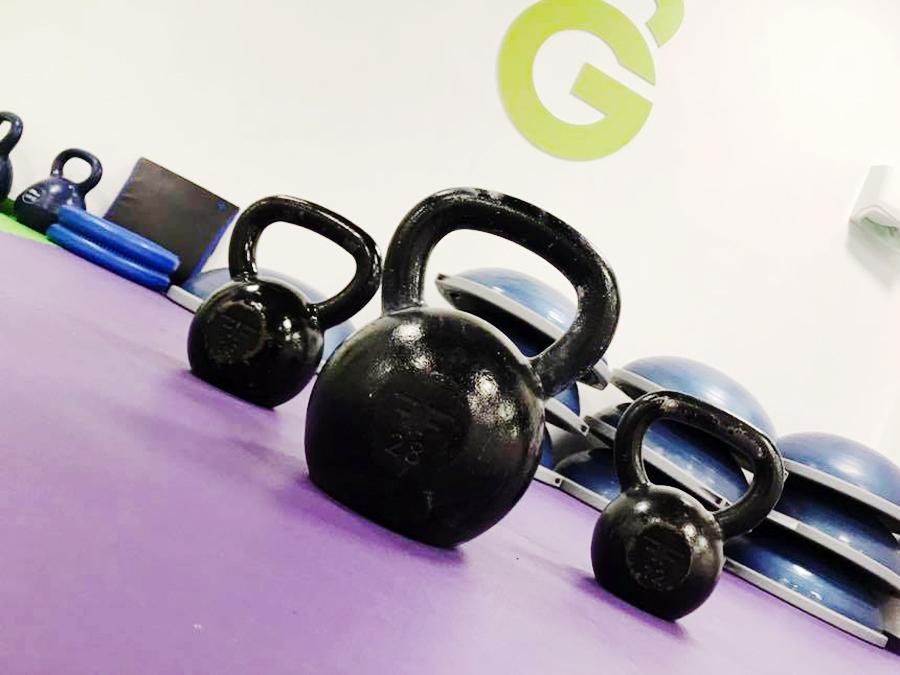 Moderní a efektivní trénink v Gym Palcát