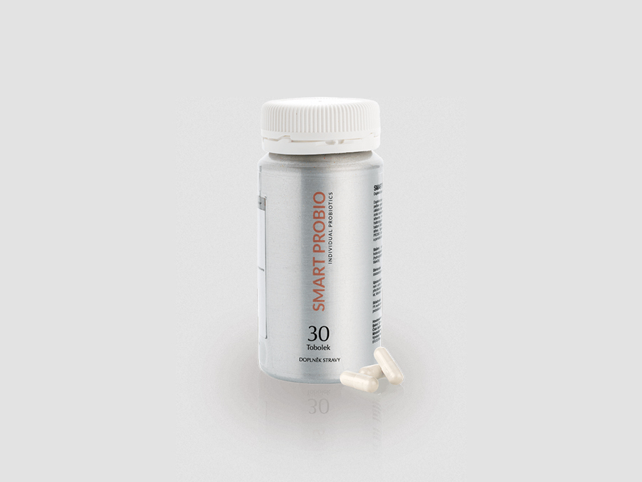 Individuální probiotika Smart Probio